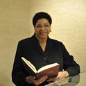 Portrait of Sharon E. Moore