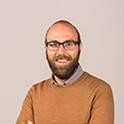 Portrait of Adam Rugg