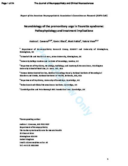 the features of tourette syndrome and its treatment Use this web guide to learn what tourette syndrome is and  including its symptoms, diagnosis, treatment and  raising tourette's syndrome kids is written.