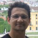 Portrait of Ziaul Haque