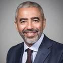 Portrait of Salman Azhar