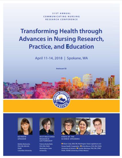 communicating nursing research