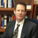 Portrait of Prof. STRAND, Eric Neil