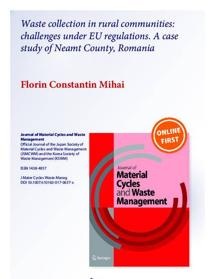 case study on the management of waste materials in malaysia View towards-sustainable-resource-and-waste-management-in case study on the management of waste materials in malaysia case study on the management of waste.