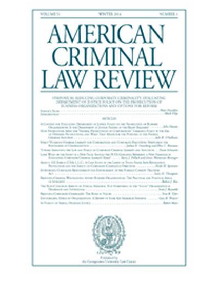 crim law review University of denver criminal law review volume 4 • summer 2014 the death of fairness: texas's future dangerousness revisited ana m otero 1 using technology the founders.