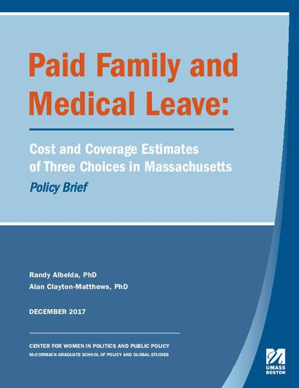 Paid Family and Medical Leave: Cost and Coverage Estimates