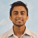 Portrait of Robin Dhakal