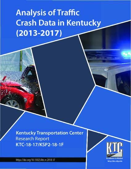 Analysis of Traffic Crash Data in Kentucky (2013-2017)