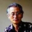 Portrait of Harry Ahn