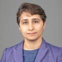 Portrait of Mina Esmaeelpour