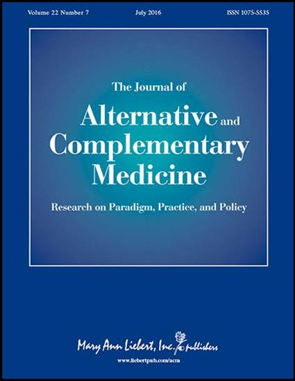 complementary and alternative medicine essay Throughout recorded history, people of various cultures have relied on what western medical practitioners today call alternative medicine the term alternative.