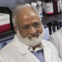 Portrait of Muhammad Chaudhry