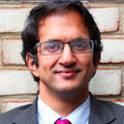 Portrait of Rajit Das