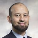 Portrait of Salman A. Siddiqui