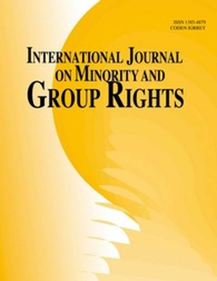 the paradox of social groups rights and treatment