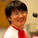 Portrait of Wei-Ming Yu