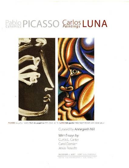 pablo picasso ceramics carlos luna paintings