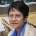 Portrait of Aparajita Nanda