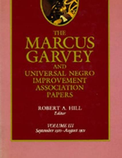 marcus garvey and the universal negro improvement association