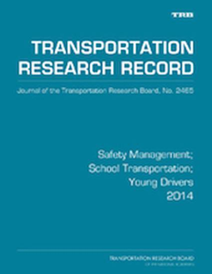 transportation research papers Transportation research part e: logistics and transportation review publishes informative articles drawn from across the spectrum of logistics and.