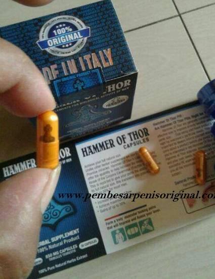 alamat agen obat hammer of thor asli di jember d29af628 by jual