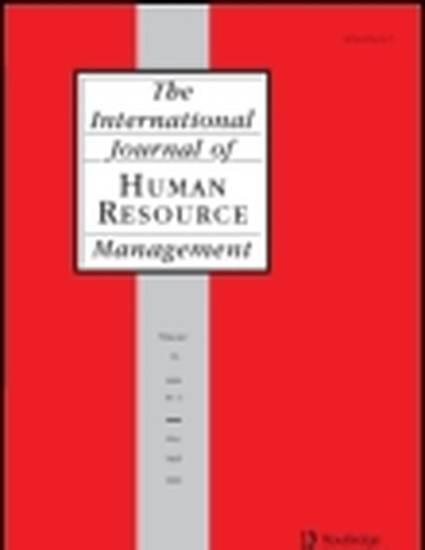 human resource management and operations international