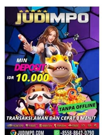 """""""JudiMpo Situs Slot Mpo Terbaru Deposit Pulsa 24 Jam"""
