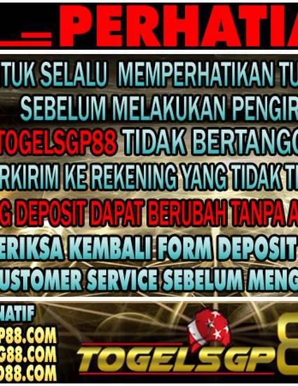 \u0026quot;TOGELSGP88.COM | TOGEL ONLINE | TOGEL SINGAPORE | TOGEL ...