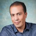 Portrait of Javad Baqersad